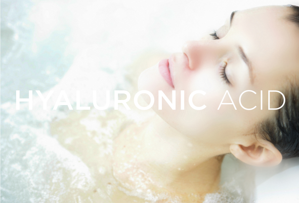 Hyaluronic acid – hydration for skin's youth