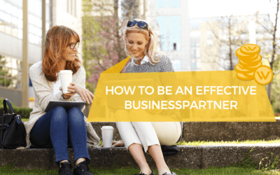 Good business practices or how to be an effective Businesspartner