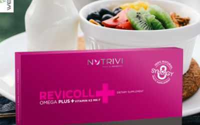 Why is Revicoll Omega Plus+K2MK7 a complementary and a complete supplement?